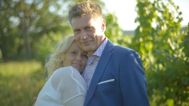 Foto zeigt Hilde Fehr und ihren Partner Josef Foto…