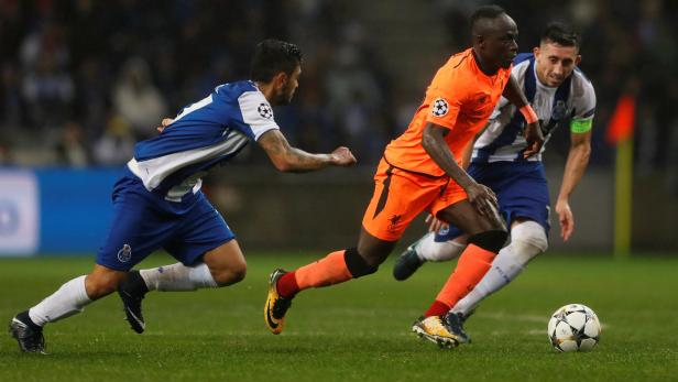 Man of the Match in Portugal: Sadio Mane.