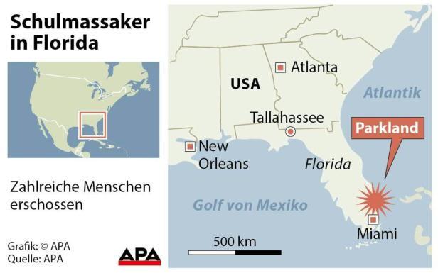 Schulmassaker in Florida