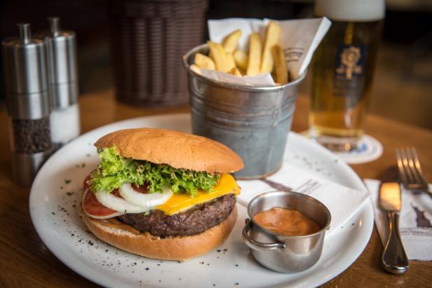 Flatschers Burger, 1070 Wien
