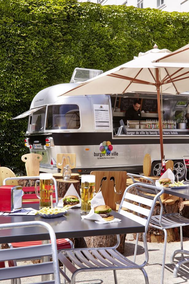 25hours Hotel, Burger, Burger de Ville
