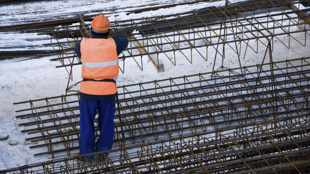 Viele Rumänen arbeiten in der Baubranche, aber auch in Gesundheitsberufen
