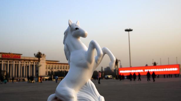 Appetit auf China? Oskar Andesner, Wirtschaftsdelegierter in Peking, hilft beim Markteintritt