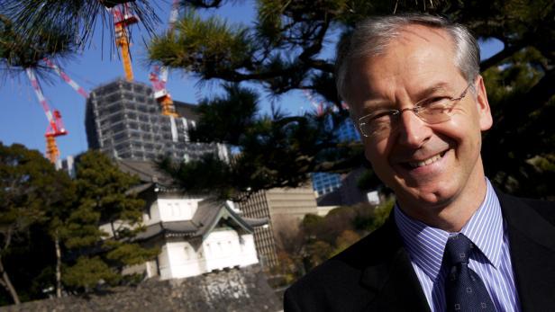Zutritt erlaubt: Der Japanologe und Koreanologe Clemens Lindig erobert gerade ein weites Land