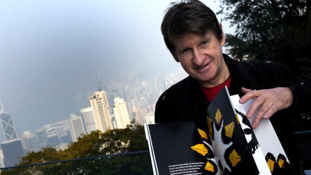 Der Mann hinter der Bildsprache: Henry Steiner ist stolz darauf, Österreicher zu sein