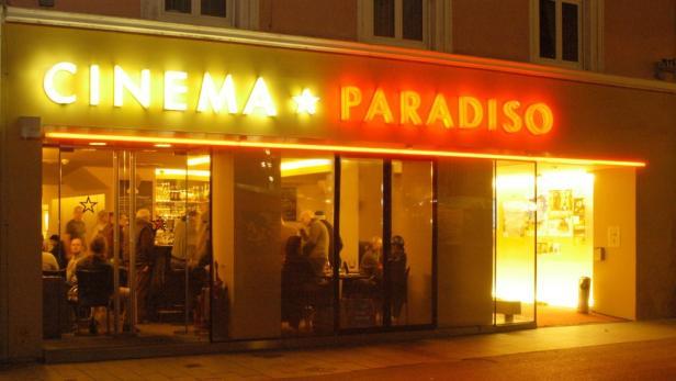 St. Pölten: Cinema Paradiso – nicht nur ein Kino, auch eine Bühne.