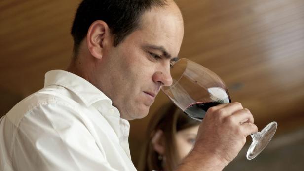 Eine der besten Winemaker der Region ist Xito Olazabal.