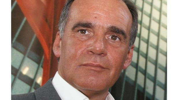 Konzernbetriebsratschef Hans Karl Schaller.