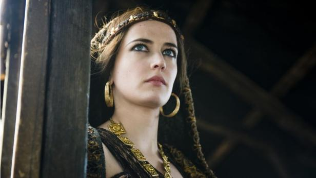 "DapdIn this publicity image released by Starz, Eva Green is shown in a scene from the Starz series, ""Camelot,"" premiering Friday, April 1, 2011 at 10 p.m. EST. (Foto:Starz, Karina Finegan/AP/dapd)"