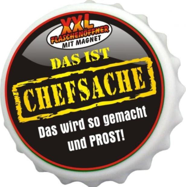 Flaschenöffner. 3.95 Euro. Andrea Verlag. www.andr…