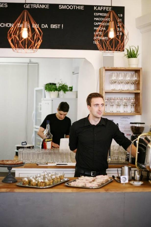 Bio Deli, neues Restaurant, 1060 Wien