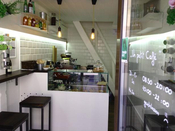 Un petit Café, neues Restaurant, 1060 Wien