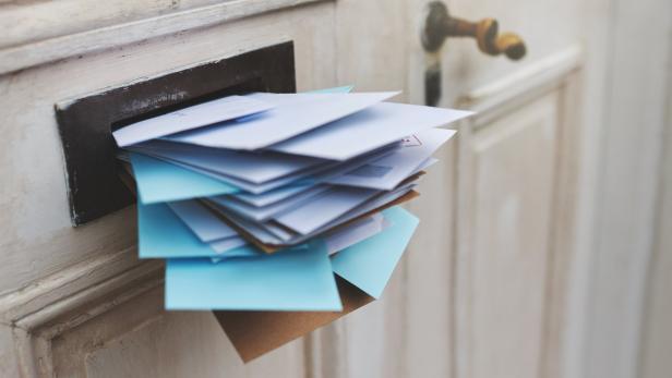 Post im Briefkasten kann zum Verhängnis werden