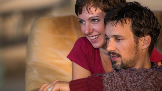 Berührend: Julia Koschitz, Florian David Fitz in ,Hin und weg'
