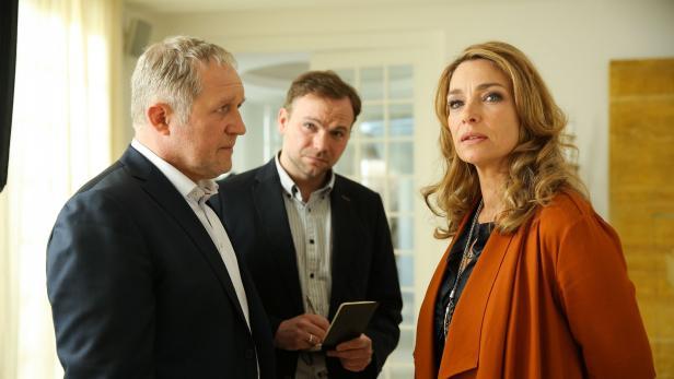 ,Tatort: Sternschnuppe' mit Szyszkowitz, Stipsits, Krassnitzer