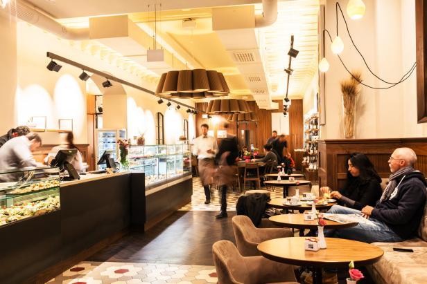 Ferrari Caffee, 1010 Wien, neues Restaurant
