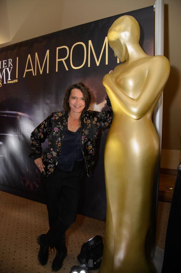 Romy 2018 Pressekonferenz
