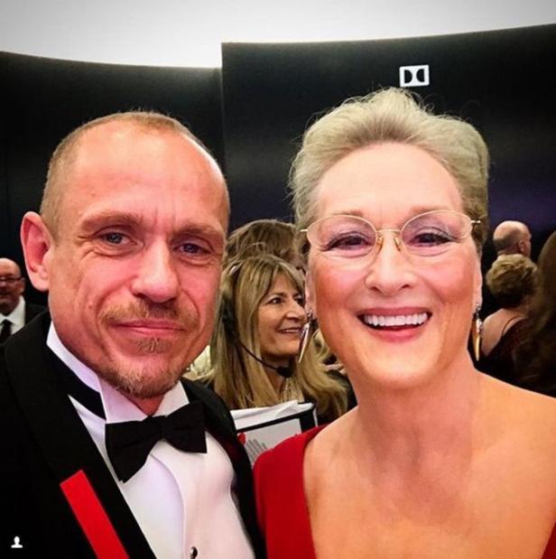 Gery Keszler, Meryl Streep…