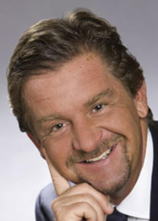 Herzchirurg Peter Poslussny