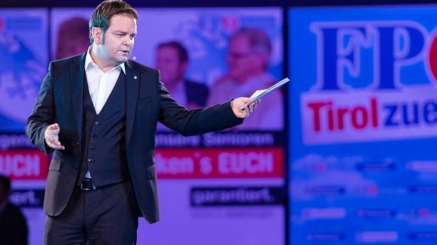 Bild: Der Bericht über Markus Abwerzger (FPÖ) hat nichts mit Gogls Abgang zu tun, heißt es vom ORF