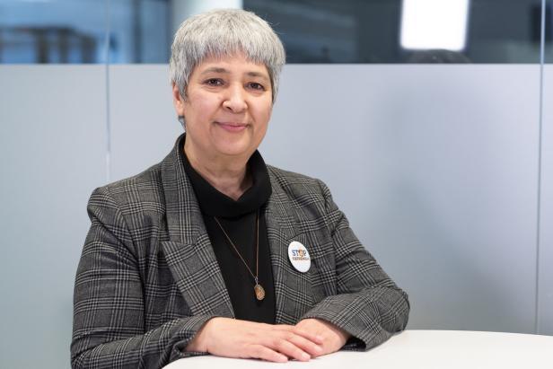 Seyran Ateş erhält seit 2017 permanenten Personenschutz