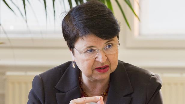 Stockholms Bürgermeisterin Karin Wanngard zu Gast