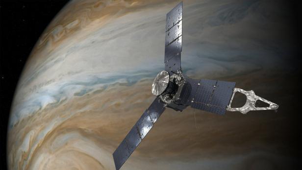 Jupiter-Sonde Juno