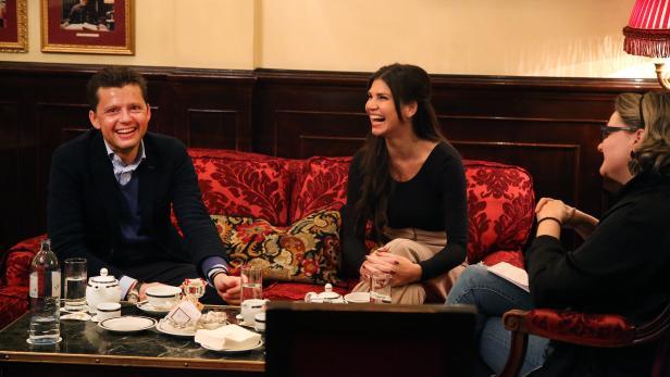 Lisa Trompisch traf Julian Rachlin und Leona König zum Interview