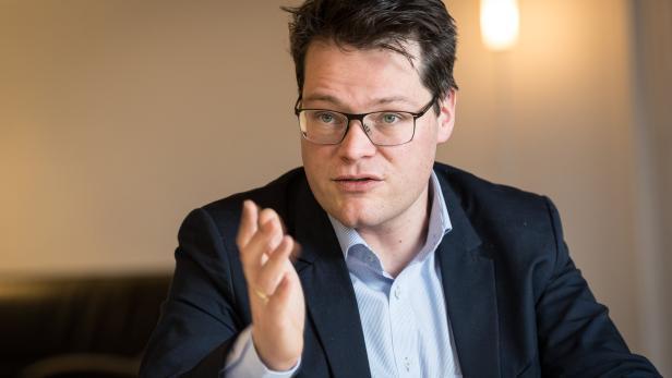 Bildungsstadtrat Jürgen Czernohorszky (SPÖ).