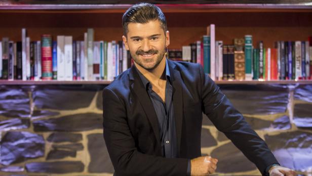 Neuer Moderator: Ciro De Luca