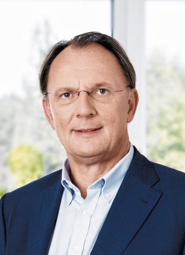 Robert Pfarrwaller Chef von Rexel