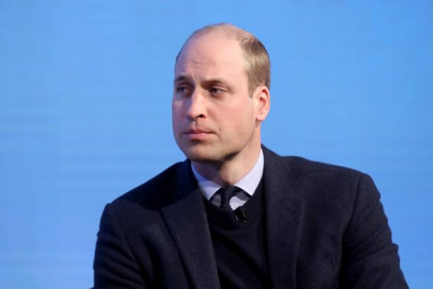 Britain's Prince William attends the first annual Royal Foundation Forum held at Aviva in London