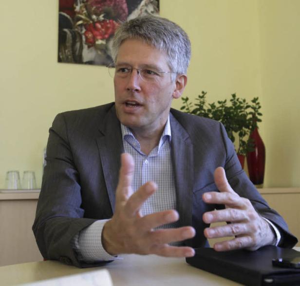 Robert Bodenstein, Bundespartenobmann der Sparte Information und Consulting in der WKÖ