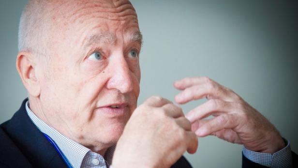 28.04.2014, Linz, Politik, SPÖ; Bild zeigt Josef W…