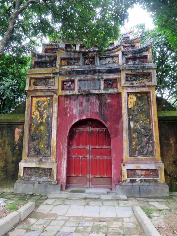 Vietnam, Zitadelle Hue