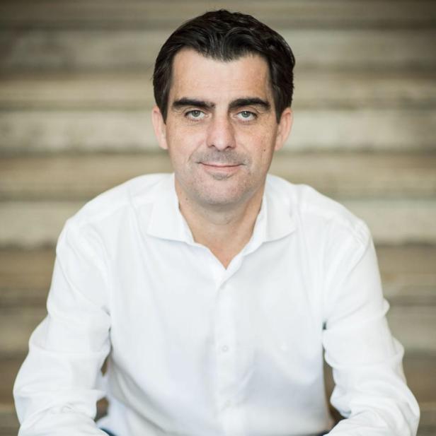 Korneuburg-Bürgermeister Christian Gepp