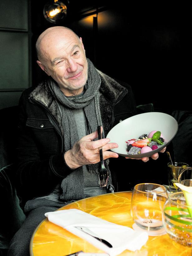 Willi Resetarits im Le Meridien