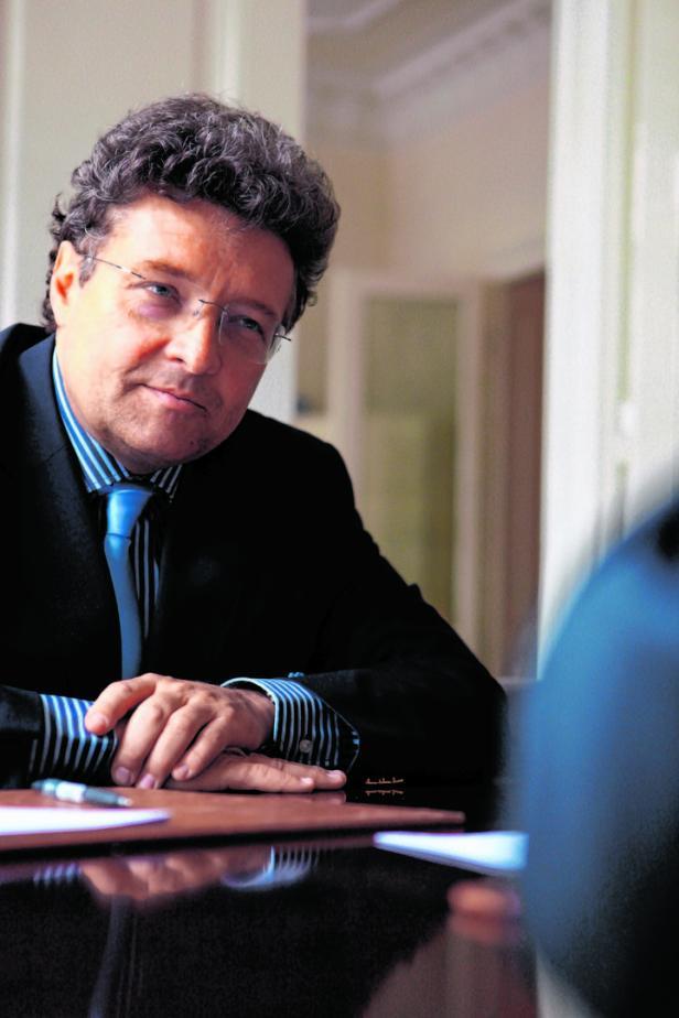 Anwalt Johannes Neumayer