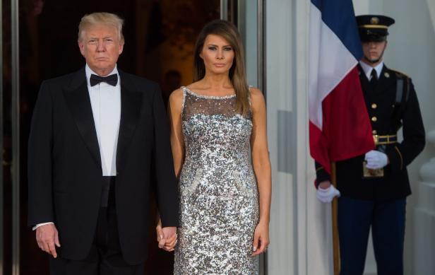 US-FRANCE-DIPLOMACY-ARRIVALS