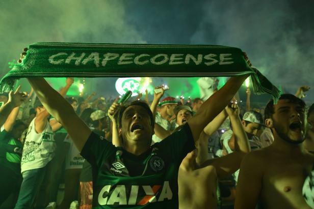 FILES-FBL-BRAZIL-CHAPECOENSE-ACCIDENT-ANNIVERSARY