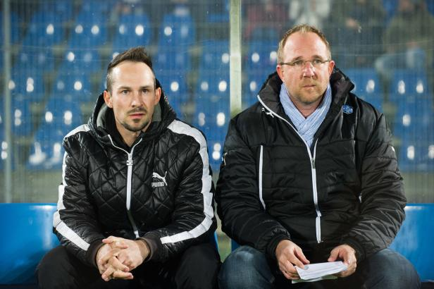 FUSSBALL: TIPICO BUNDESLIGA / SC WIENER NEUSTADT - RZ PELLETS WAC