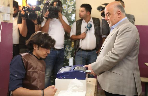 IRAQ-POLITICS