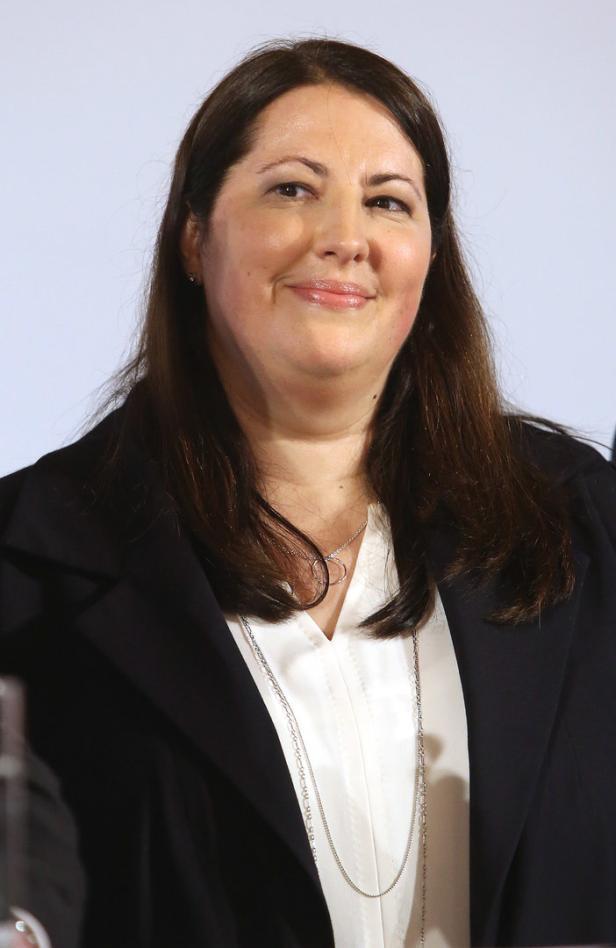 Präsentation des neuen Regierungsteams der Wiener SPÖ: Kathrin Gaal