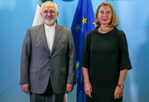 BELGIUM-EU-SYRIA-IRAN-POLITICS