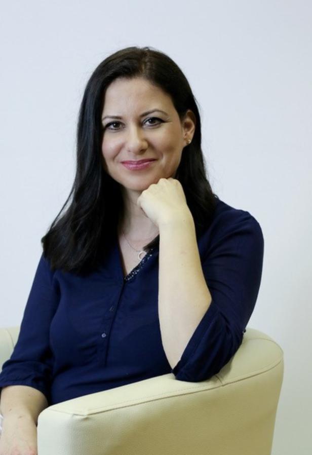 Martina Neubauer ist Arbeits- und Gesundheitspsychologin