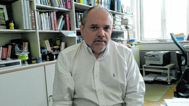 Richard Gamauf, Vorsitzender des Arbeitskreises für Gleichbehandlungsfragen