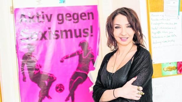 Karin Stanger, ÖH Uni Wien