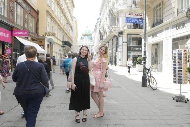 Russen in Wien