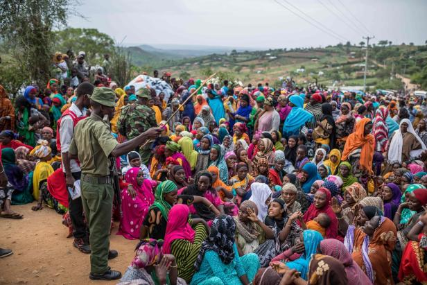 KENYA-ETHIOPIA-UNREST-REFUGEES