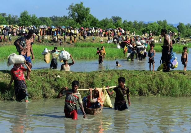 FILES-MYANMAR-BANGLADESH-ROHINGYA-REFUGEE-UNREST-RIGHTS